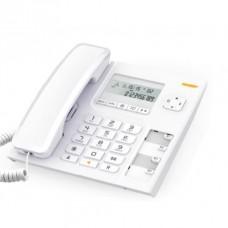 Τηλεφωνική Συσκευή Alcatel T56 Λευκή